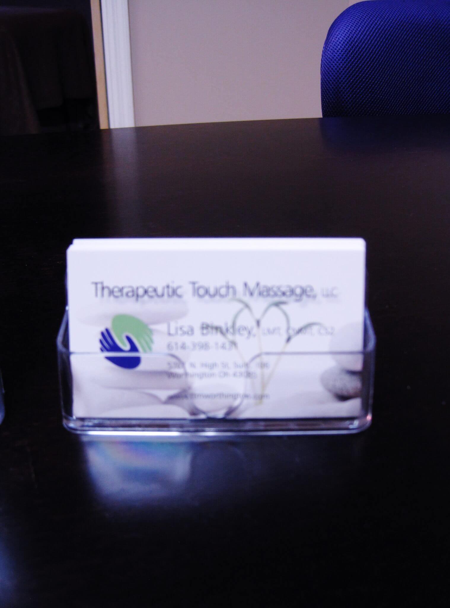 AIAM Alumni and Licensed Massage Therapist Lisa Binkley