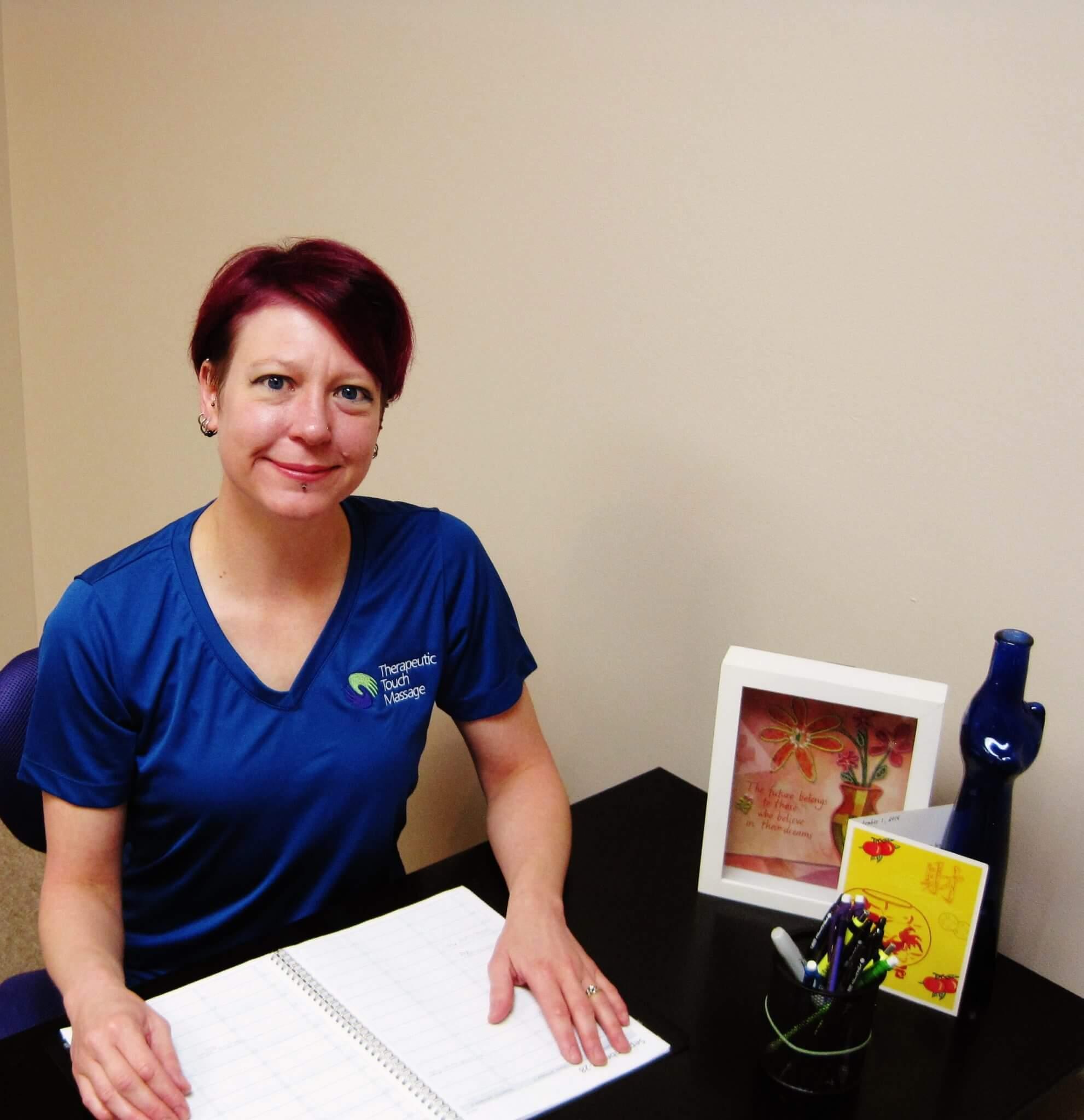 Lisa Bikley, AIAM Graduate and Licensed Massage Therapist